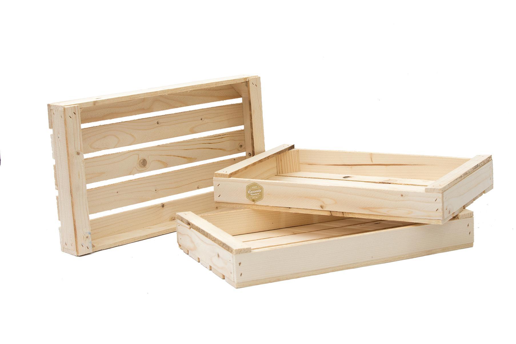 Cassette Della Frutta Legno casa, arredamento e bricolage cassette della frutta in legno