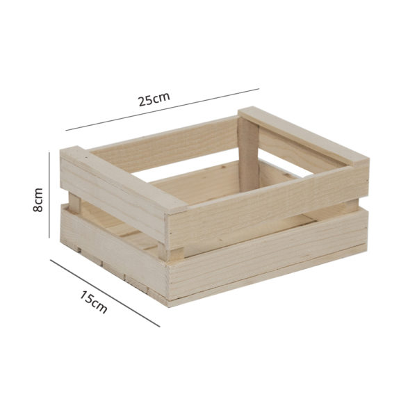 Cestini pane in legno